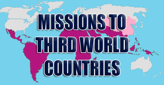 Missions to Third World countries
