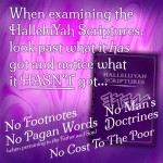 Why The HalleluYah Scriptures Is The Best - HalleluYah
